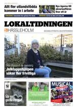 Förstasida Lokaltidningen Hässleholm