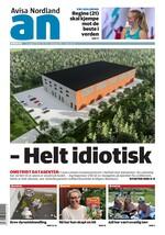 Forside Avisa Nordland