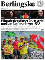 Dagens avis forside
