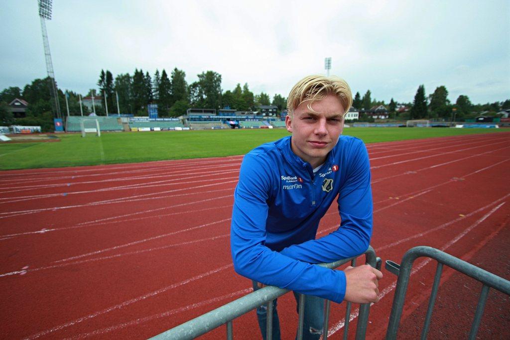 Tobias Børkeeiet er et av de spillerslagene som ga Stabæk en god slump penger i 2019.