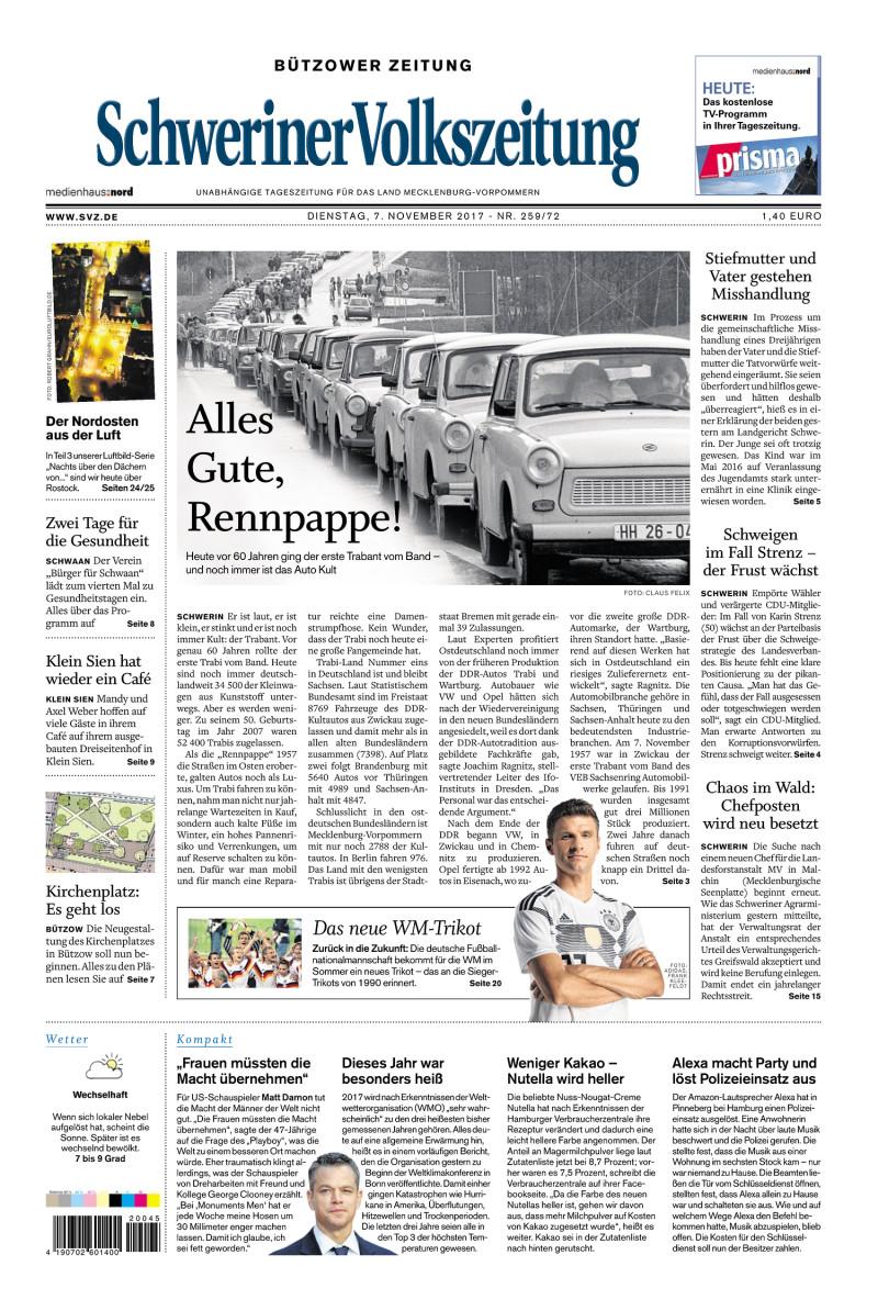 Buetzower-Zeitung