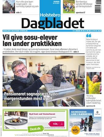 læs Dagbladet Holstebro