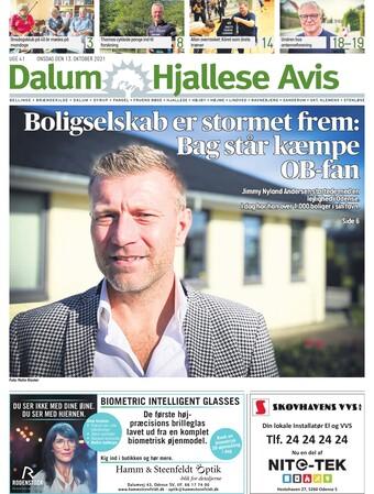 læs Dalum Hjallese Avis