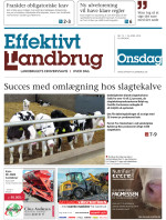 Effektivt Landbrug - 18/04 - 2018