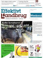 Effektivt Landbrug - 19/05 - 2018