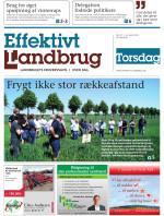 Effektivt Landbrug - 24/05 - 2018