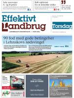Effektivt Landbrug - 28/06 - 2018