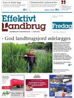 Effektivt Landbrug - 29/06 - 2018