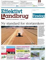 Effektivt Landbrug - 17/07 - 2018