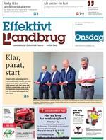 Effektivt Landbrug - 19/09 - 2018