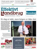 Effektivt Landbrug - 20/09 - 2018