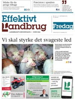 Effektivt Landbrug - 21/09 - 2018