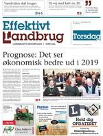 Effektivt Landbrug - 06/12 - 2018