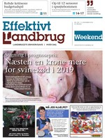 Effektivt Landbrug - 08/12 - 2018