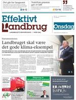 Effektivt Landbrug - 16/01 - 2019