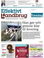 Effektivt Landbrug - 23/05 - 2019