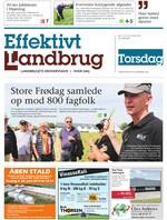 Effektivt Landbrug - 20/06 - 2019