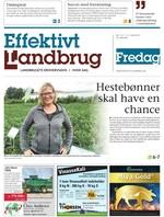 Effektivt Landbrug - 21/06 - 2019