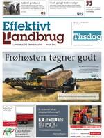Effektivt Landbrug - 16/07 - 2019