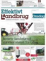 Effektivt Landbrug - 17/07 - 2019