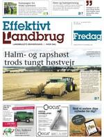 Effektivt Landbrug - 16/08 - 2019