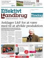 Effektivt Landbrug - 08/10 - 2019
