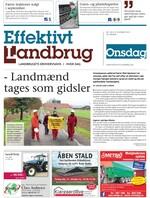 Effektivt Landbrug - 09/10 - 2019
