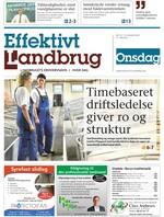 Effektivt Landbrug - 15/01 - 2020