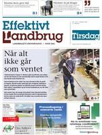 Effektivt Landbrug - 21/01 - 2020