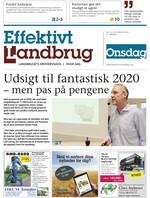 Effektivt Landbrug - 22/01 - 2020