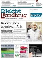 Effektivt Landbrug - 21/02 - 2020