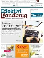 Effektivt Landbrug - 31/03 - 2020