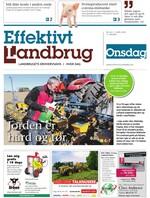 Effektivt Landbrug - 01/04 - 2020