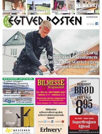 læs Egtved Posten