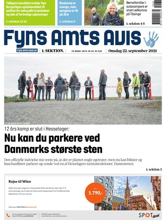 læs Fyns Amts Avis