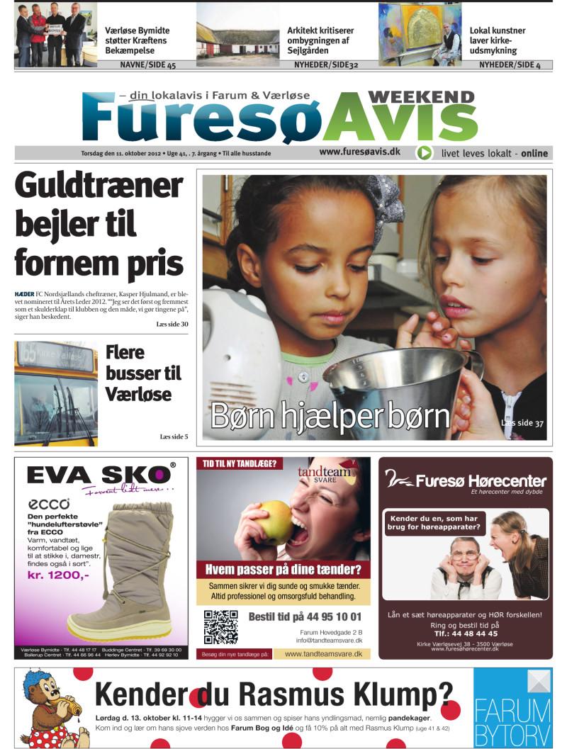 0e9456b499a4 Lokalavisen.dk - Furesø Avis Weekend - Uge 41