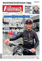 Forside Finnmark Dagblad