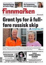 Forside Finnmarken