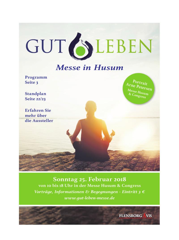 Messe-Zeitung: Gut Leben