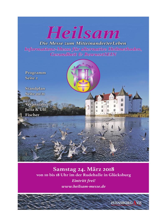 Messe-Zeitung: Heilsam