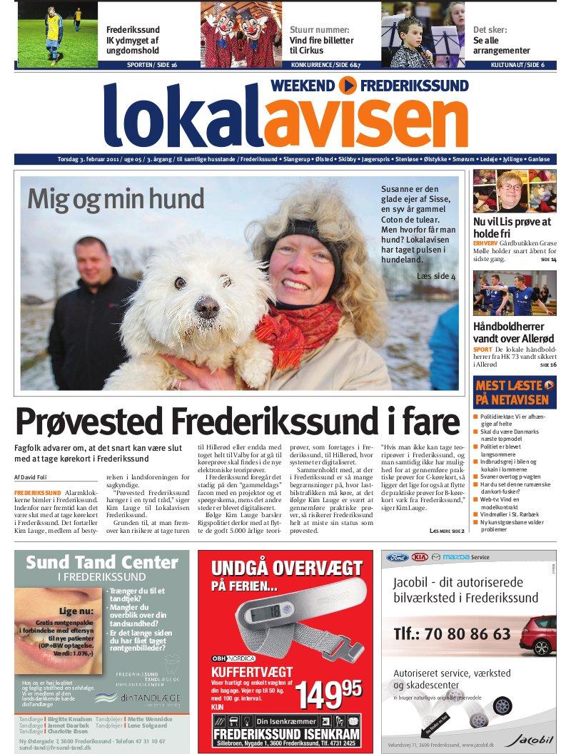 c38f6274d97 Lokalavisen.dk - Frederikssundavis Weekend - Uge 05