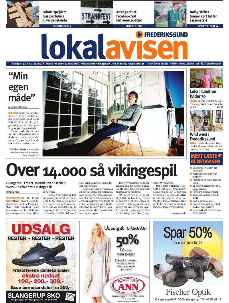 ce68c39c88d7 Lokalavisen.dk - Frederikssundavis - Uge 29