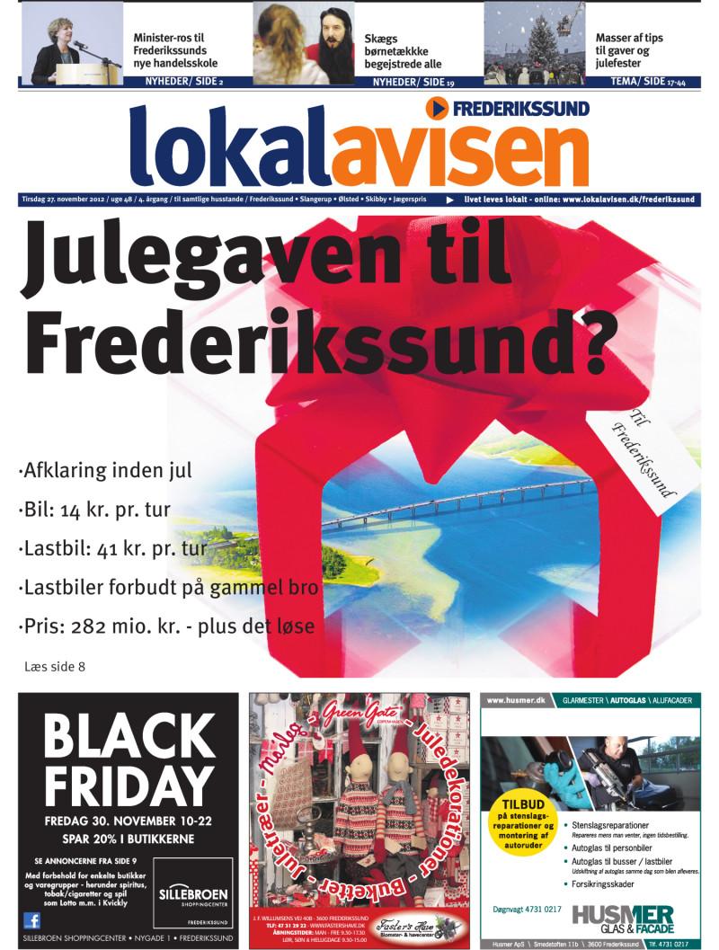 af5b1fe8e71 Lokalavisen.dk - Frederikssundavis - Uge 48