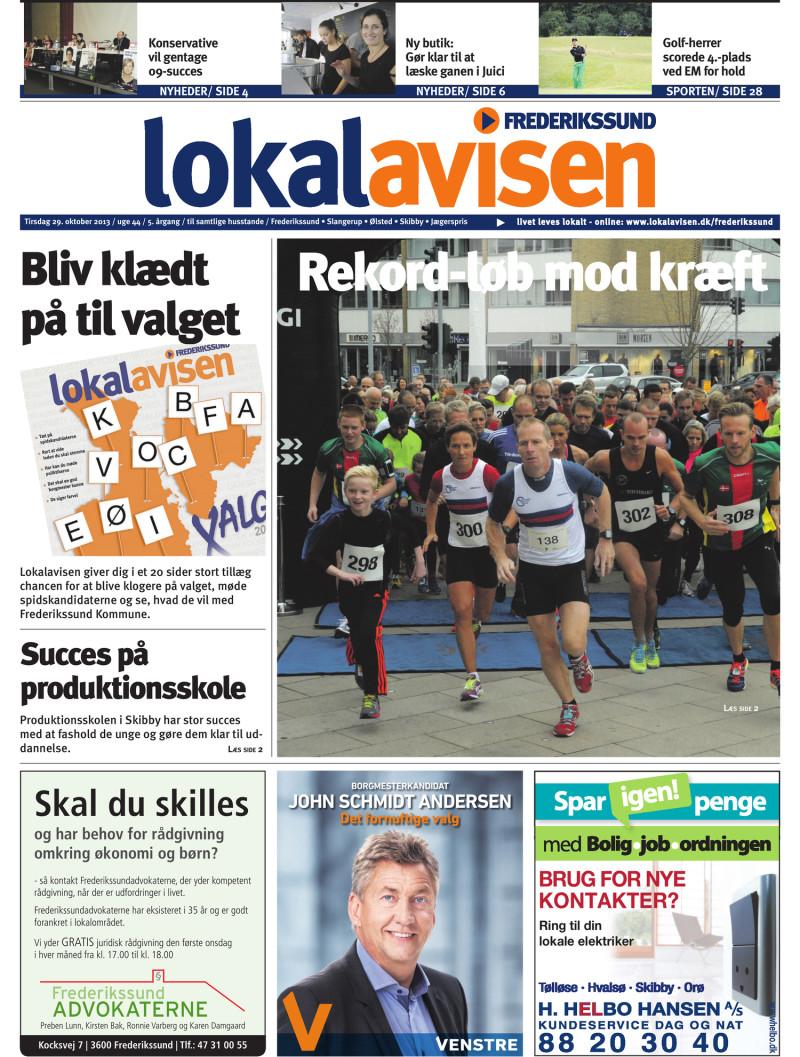 Lokalavisen dk - Frederikssundavis - Uge 44