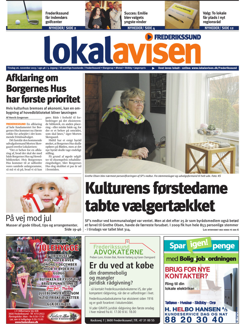 2d277cee1800 Lokalavisen.dk - Frederikssundavis - Uge 48
