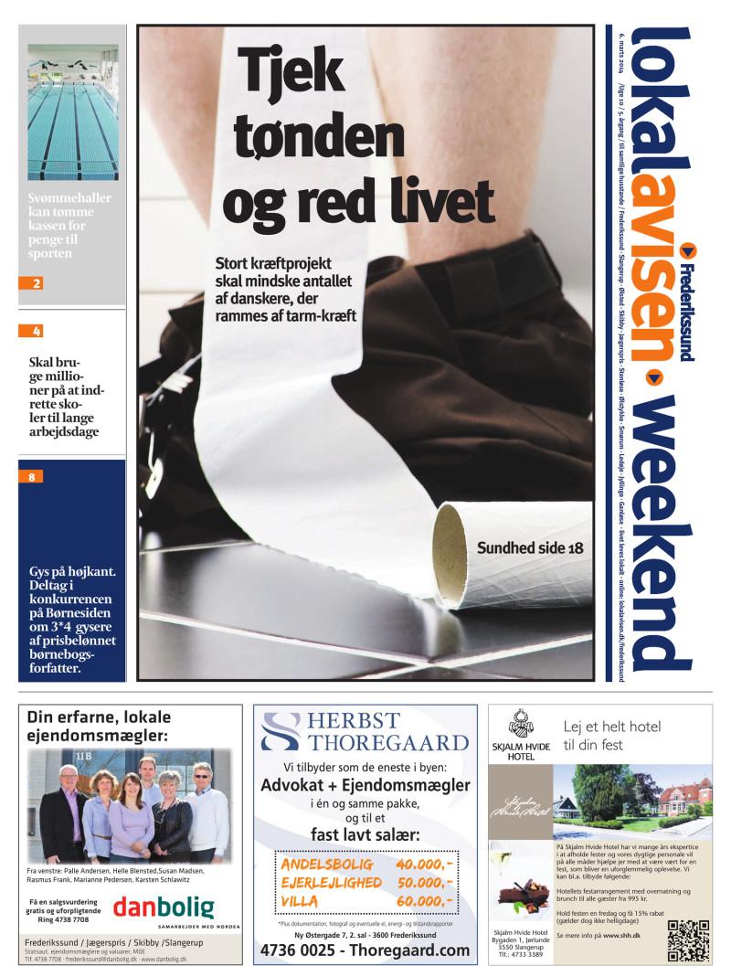 a68995ce9715 Lokalavisen.dk - Frederikssundavis Weekend - Uge 10