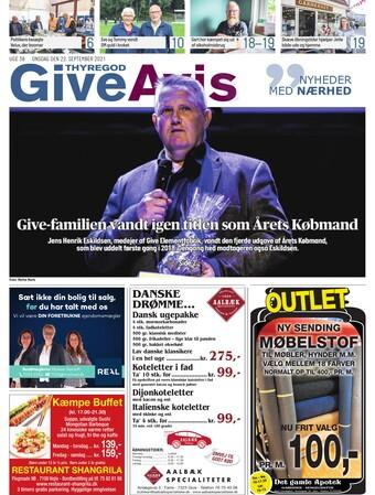 læs Give Avis