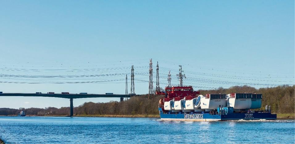 Nur 1749 Schiffe haben im April 2020 den Nord-Ostsee-Kanal befahren. imago images