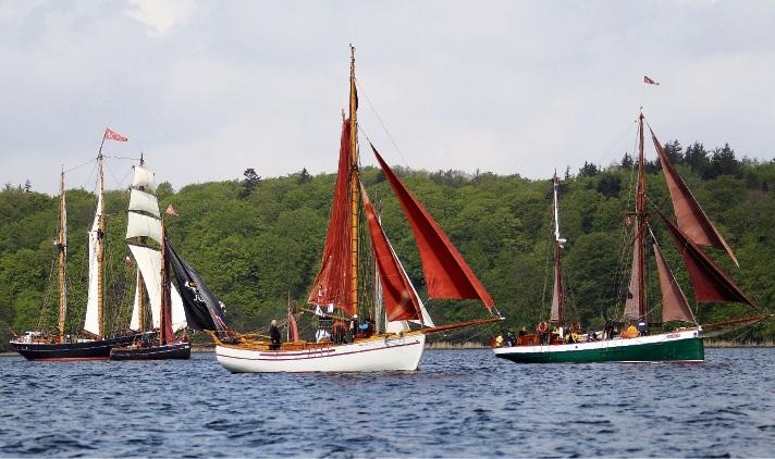 Durch die Corona-Pandemie hat sich der Umbau vieler Traditionsschiffe verzögert. Die Betreiber dürfen ihre Sicherheitszeugnisse zunächst verlängern.  Michael Staudt