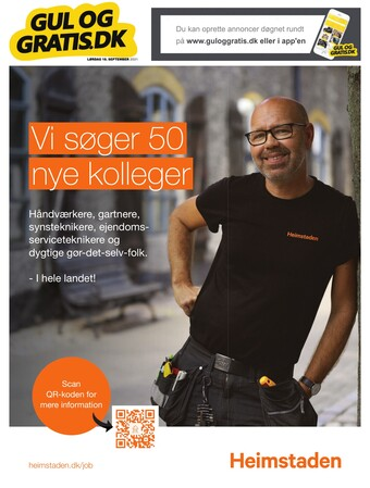 Gul og Gratis - Helsingør Dagblad